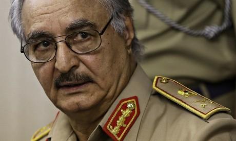 جنود حفتر لا يعترفون برئيس الوزراء «المعترف به دولياً