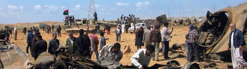 مقتل 24 على الأقل في اشتباكات بنغازي وإغلاق مطار المدينة