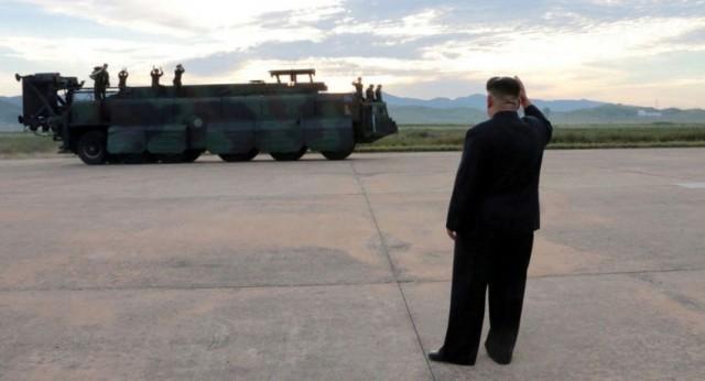 أمريكا توضح مخاطر الصاروخ الباليستي الجديد لكوريا الشمالية