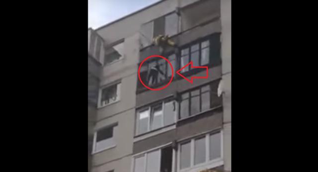 مدرس مصري يلقي بنفسه من الطابق الثالث