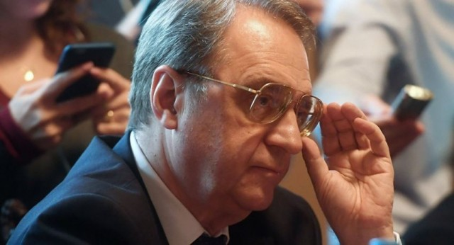 مباحثات بين موسكو ودمشق لتعزيز سبل التعاون وتحقيق الاستقرار في سوريا