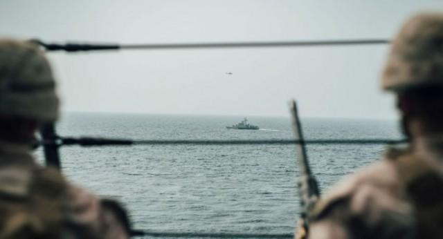 إيران تحذر أوروبا بعد الإعلان عن إرسال قوات بحرية إلى مضيق هرمز