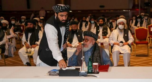 طالبان: نعتزم تقديم اقتراح سلام إلى الحكومة الأفغانية الشهر المقبل